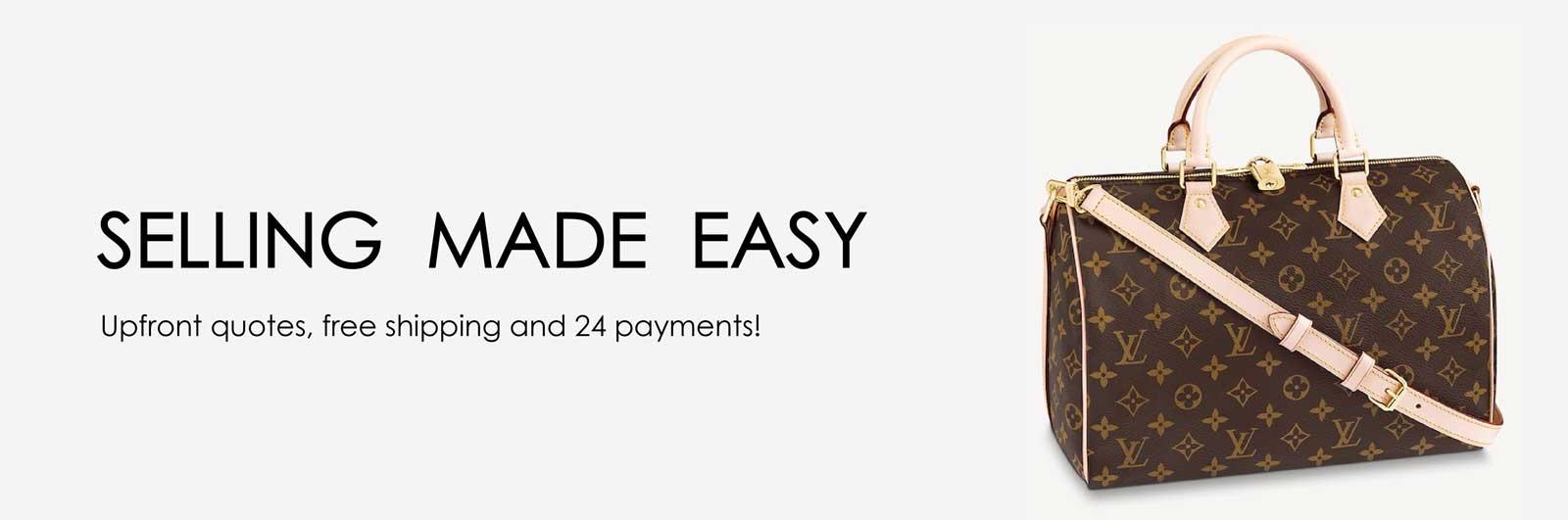 Sell your designer items to cashinmybag.com